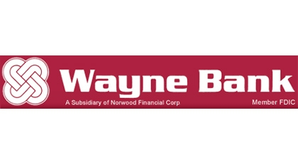 Wayne Bank logo