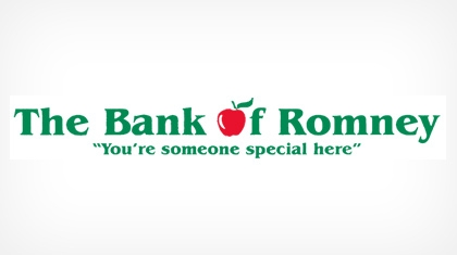 The Bank of Romney Logo