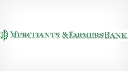 Merchants & Farmers Bank of Greene County, Alabama logo