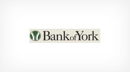 Bank of York (York, SC) Logo