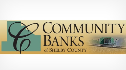 Community Bank of Shelby County logo