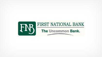 First National Bank (Arcadia, LA) logo