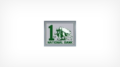 First National Bank (Waupaca, WI) logo