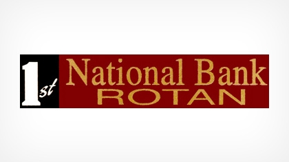 First National Bank (Rotan, TX) logo