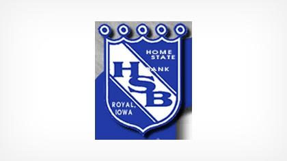 Home State Bank (Royal, IA) logo