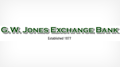 G. W. Jones Exchange Bank logo