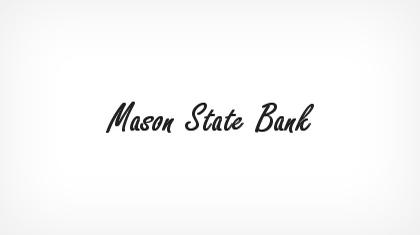 Mason State Bank logo