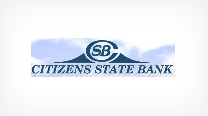 Citizens State Bank (Monticello, IA) logo