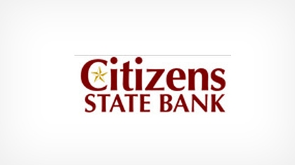 Citizens State Bank (Ganado, TX) logo