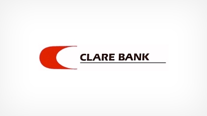 Clare Bank, National Association logo