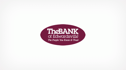 The Bank of Edwardsville logo