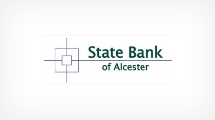 State Bank of Alcester logo