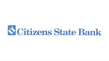 Citizens State Bank, of Arlington logo