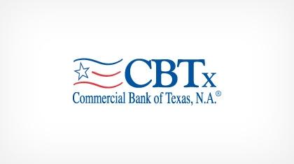 Commercial Bank of Texas, National Association Logo