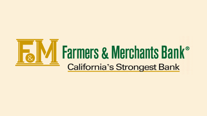 Farmers and Merchants Bank of Long Beach logo