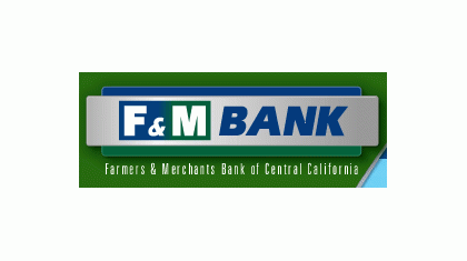 Farmers & Merchants Bank of Central California Logo