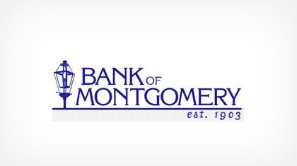 Bank of Montgomery (Montgomery, LA) Logo