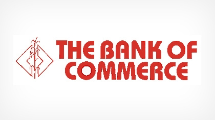 The Bank of Commerce (White Castle, LA) logo