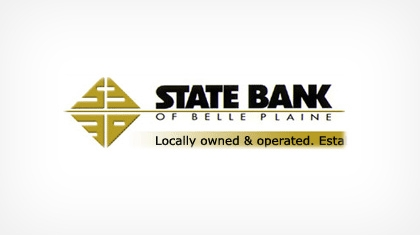 State Bank of Belle Plaine Logo