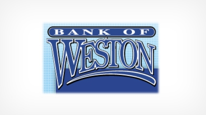 Bank of Weston logo
