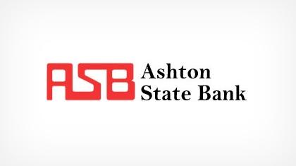 Ashton State Bank (Ashton, IA) logo