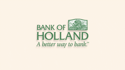 Bank of Holland logo