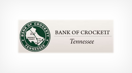 Bank of Crockett logo