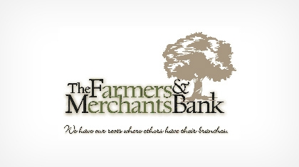 The Farmers & Merchants Bank (Dyer, TN) logo