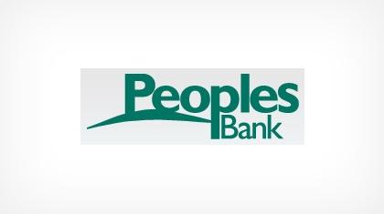 Peoples Bank (Cuba, MO) Logo