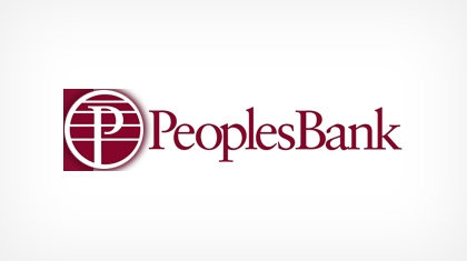 Peoples Bank (Rock Valley, IA) Logo