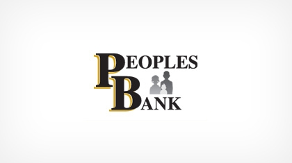 Peoples Bank (Elkhorn, WI) Logo