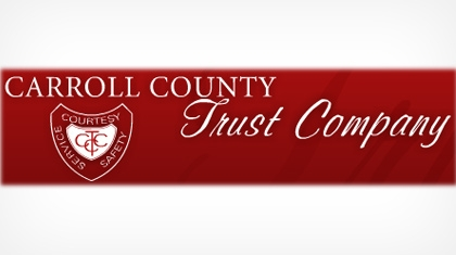 Carroll County Trust Company of Carrollton, Missouri logo
