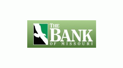 The Bank of Missouri logo