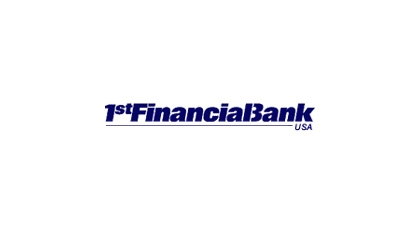 1st Financial Bank Usa logo