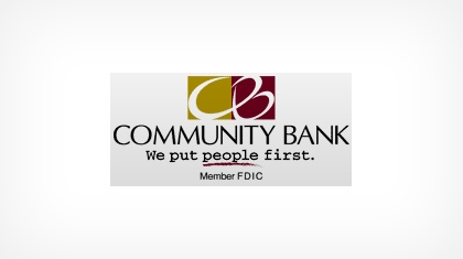Community Bank (Muscatine, IA) Logo