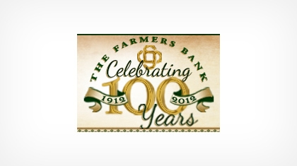The Farmers Bank (Portland, TN) logo
