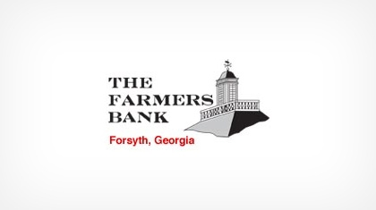 The Farmers Bank (Forsyth, GA) Logo