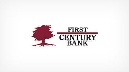 First Century Bank logo
