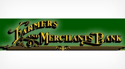 Farmers and Merchants Bank (Arnett, OK) Logo