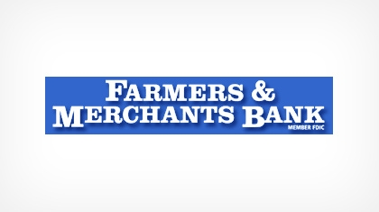Farmers and Merchants Bank (Baldwyn, MS) logo