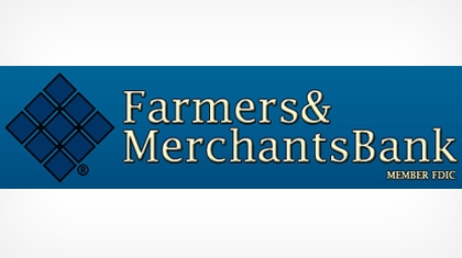 Farmers and Merchants Bank (Milford, NE) logo