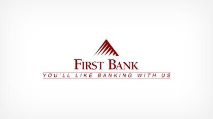 First Bank (Wadley, AL) logo