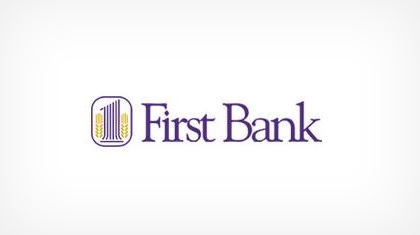 First Bank (Sterling, KS) logo