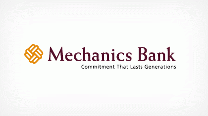 The Mechanics Bank logo