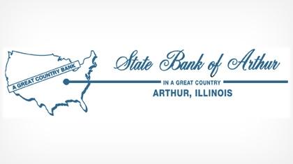 State Bank of Arthur logo
