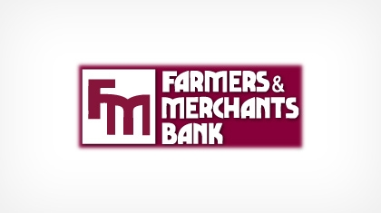 The Farmers and Merchants Bank (Miamisburg, OH) logo