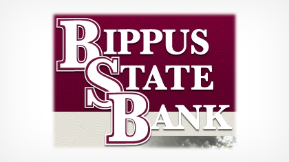 The Bippus State Bank logo