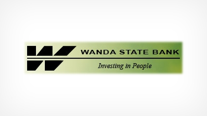 The Wanda State Bank logo