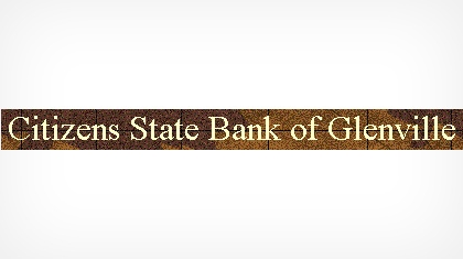 Citizens State Bank of Glenville logo
