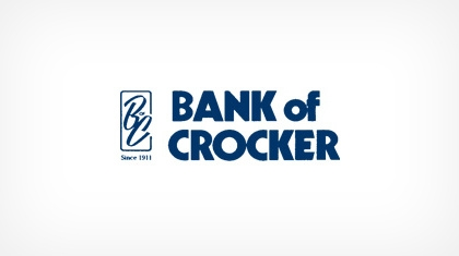 Bank of Crocker logo